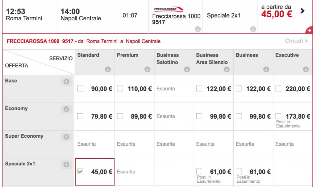 biglietti Trenitalia 2x1 (2)