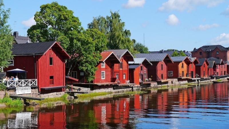 vinci un viaggio in Finlandia