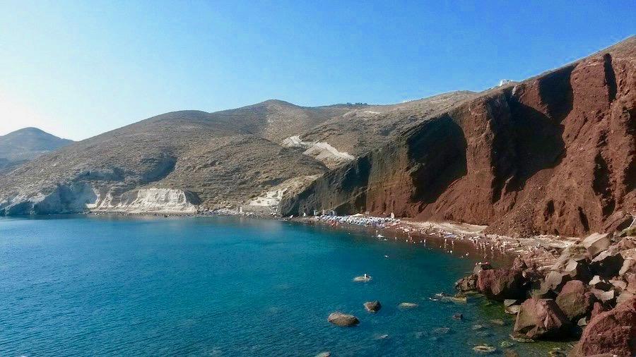 cosa visitare a Santorini