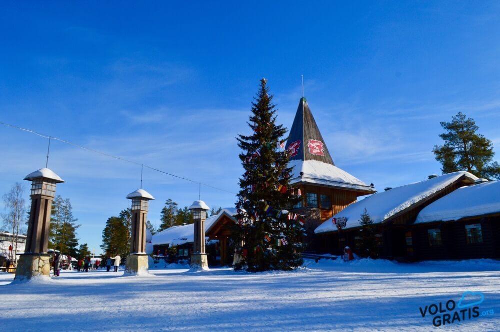 diario viaggio lapponia Finlandia