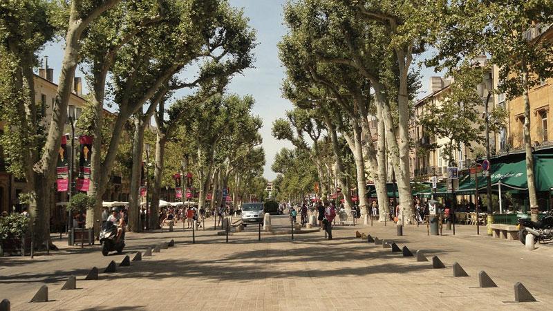 dintorni di Marsiglia