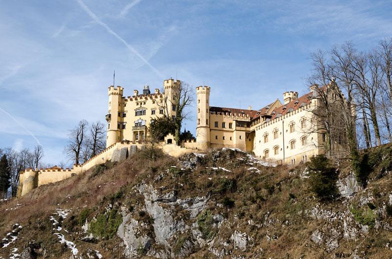 visitare i castelli della Baviera (2)