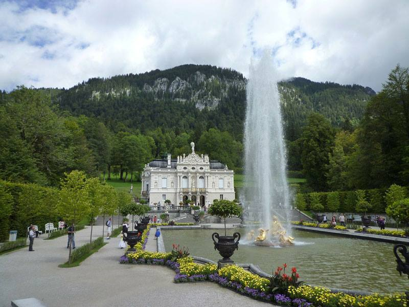 visitare i castelli della Baviera (5)