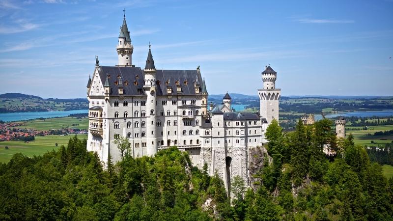 visitare i castelli della Baviera