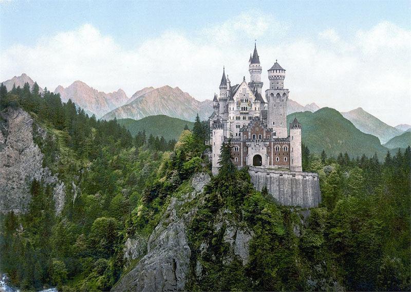 visitare i castelli della Baviera (3)