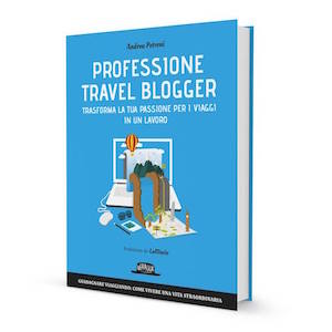 libro professione travel blogger