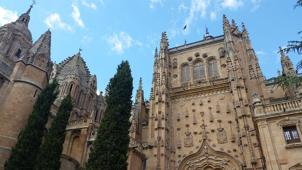 Cosa vedere a Salamanca spagna