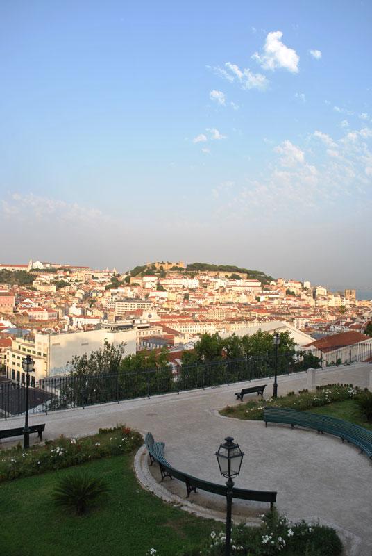 luoghi in cui ammirare il panorama di lisbona