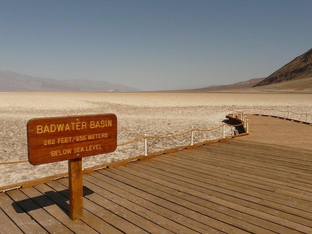 cosa visitare nella Death Valley