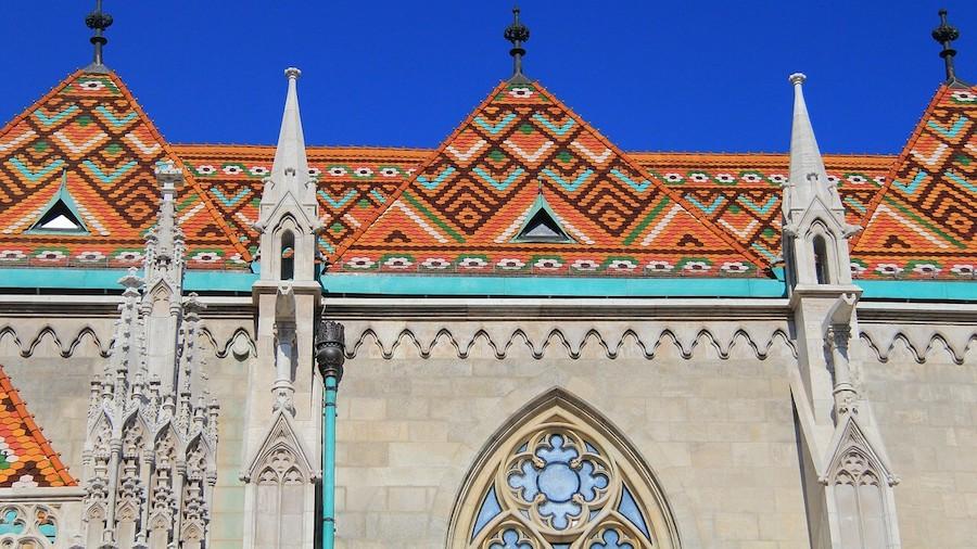 cose da vedere a Budapest chiesa di Mattia