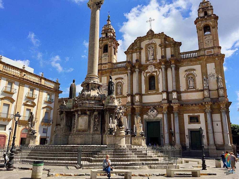 cosa vedere a Palermo in un giorno