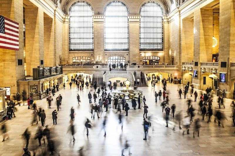 cosa vedere new york grand central station