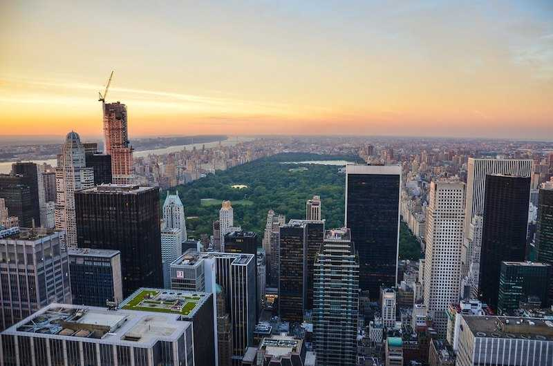 cosa vedere new york top of the rock