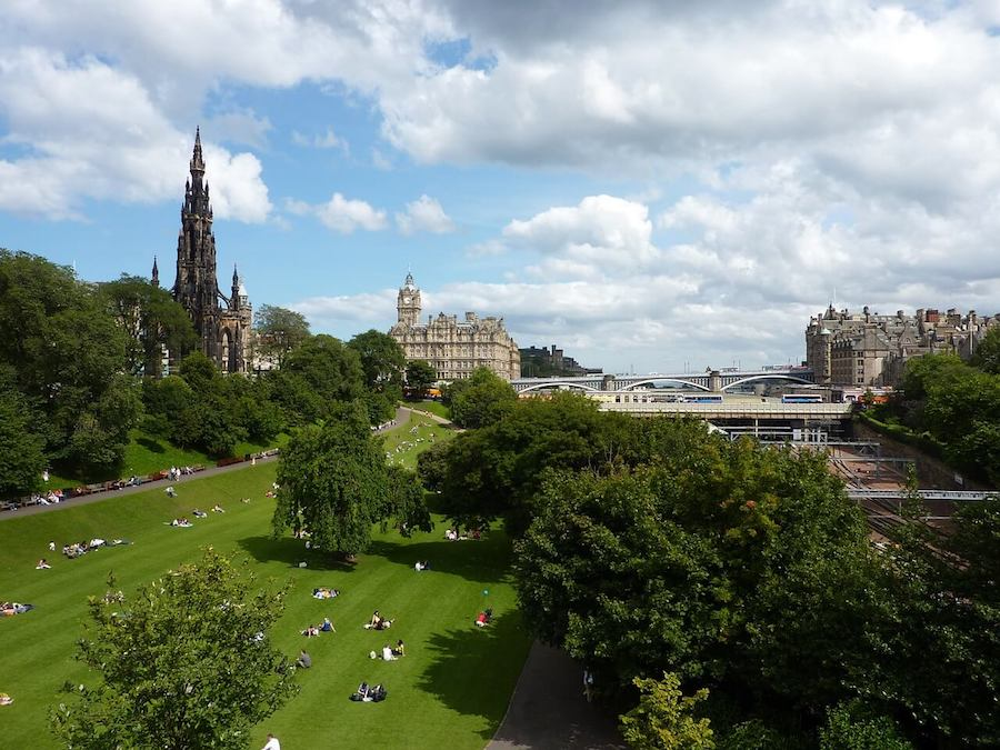 cosa visitare Edimburgo