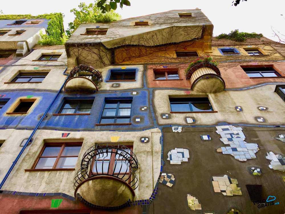 Hundertwasserhaus vienna