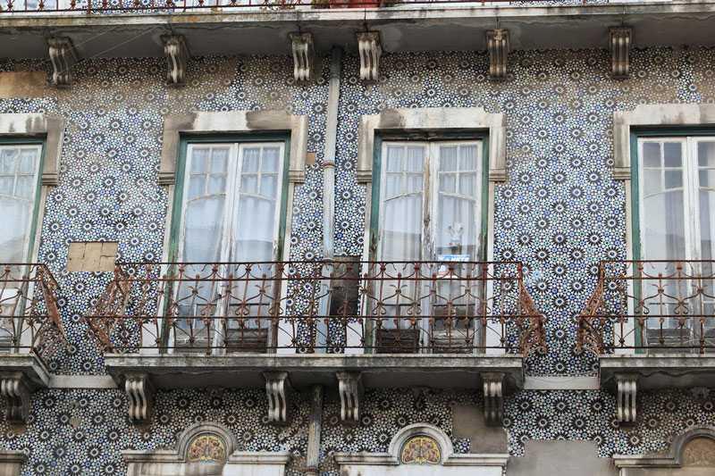 cose da fare in portogallo ammirare azulejos