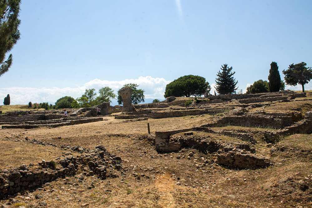 Siti archeologici della Corsica - Aleria
