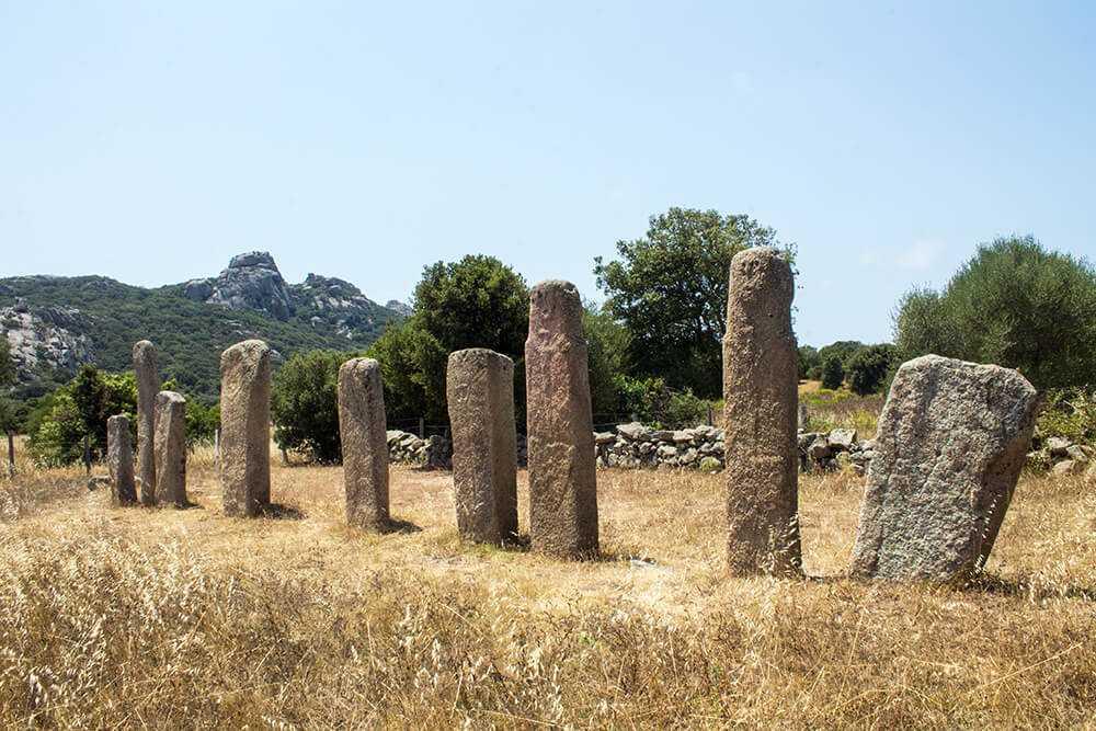 Siti archeologici della Corsica - Cauria