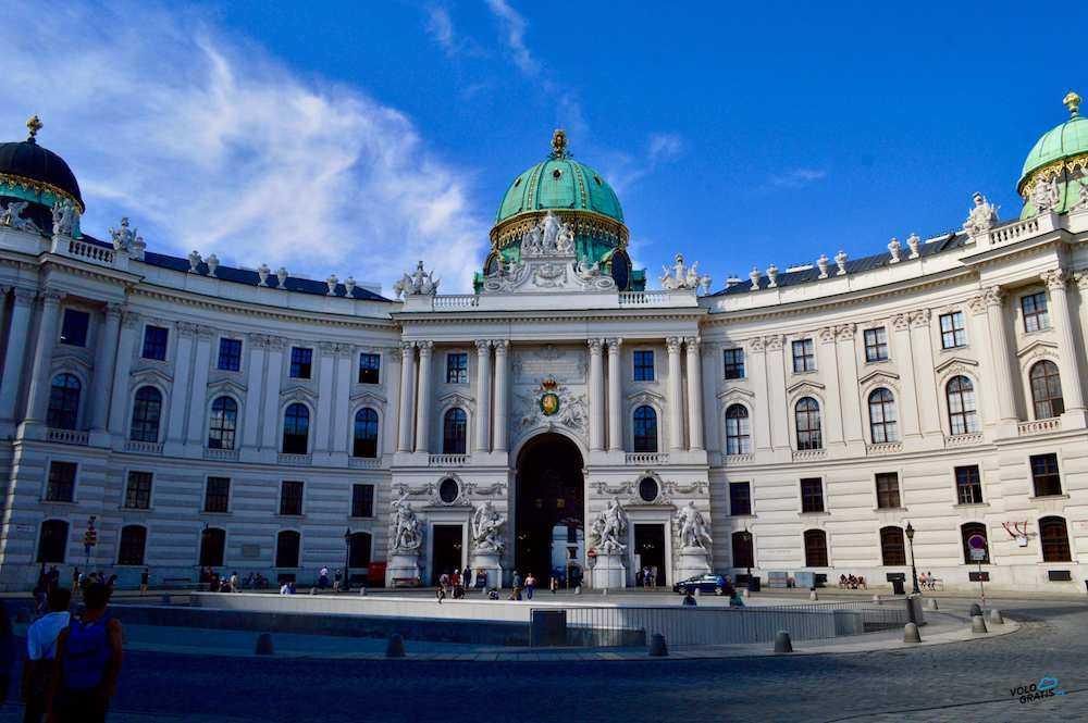 palazzo hofburg vienna