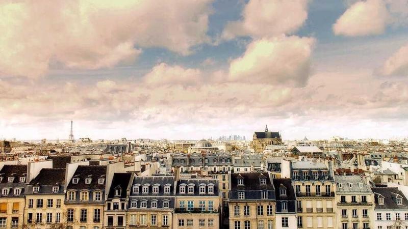 dove ammirare parigi dall'alto