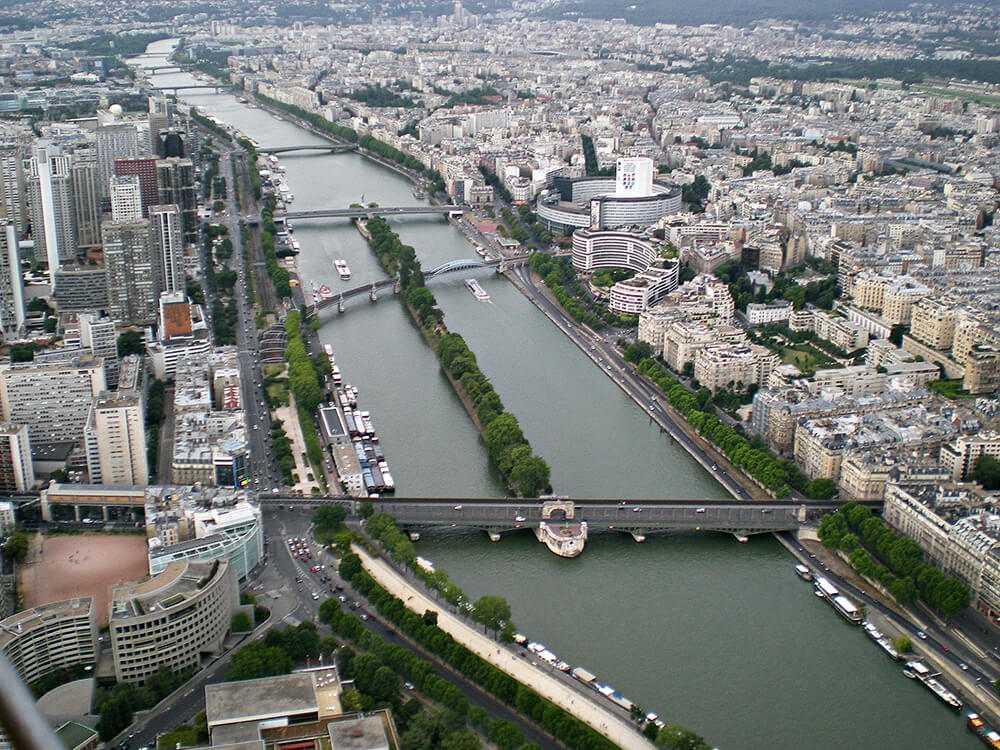 Panorami di Parigi