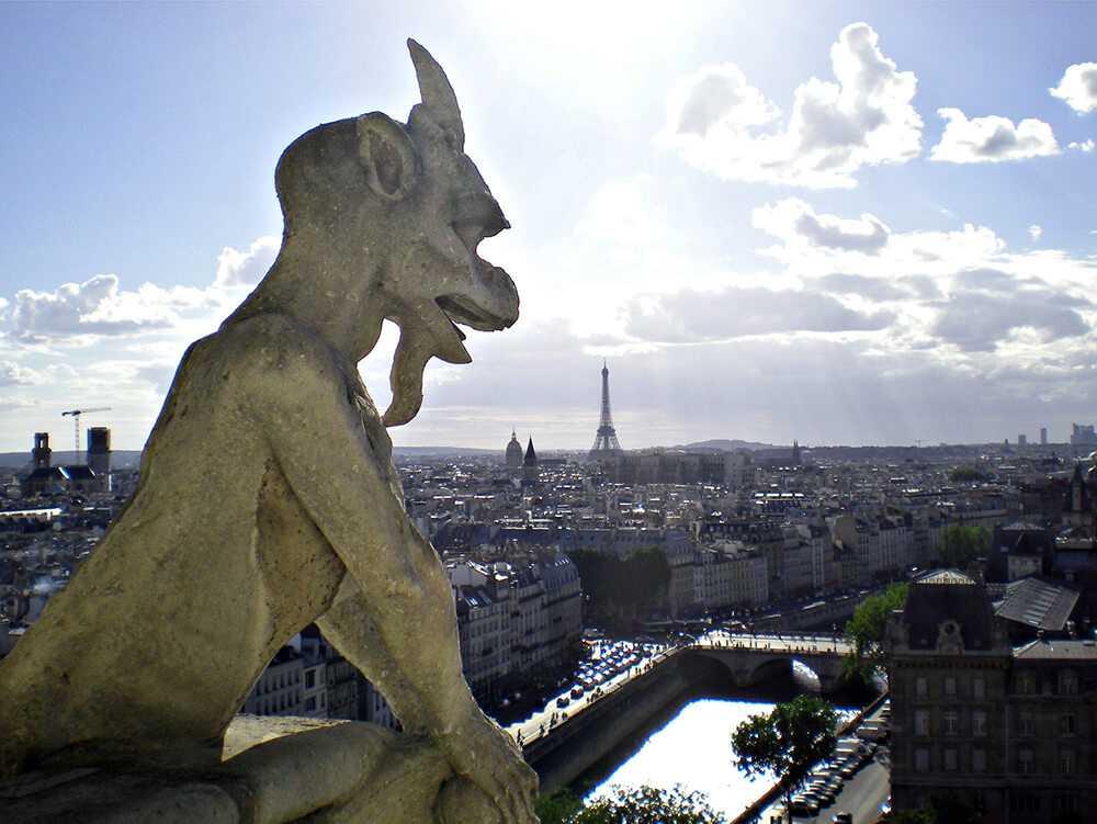 luoghi panoramici di Parigi