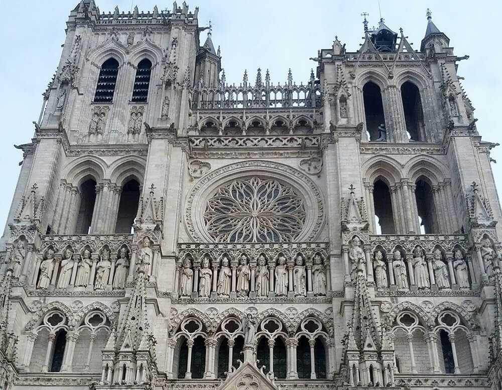 Cattedrale di Amiens - Piccardia