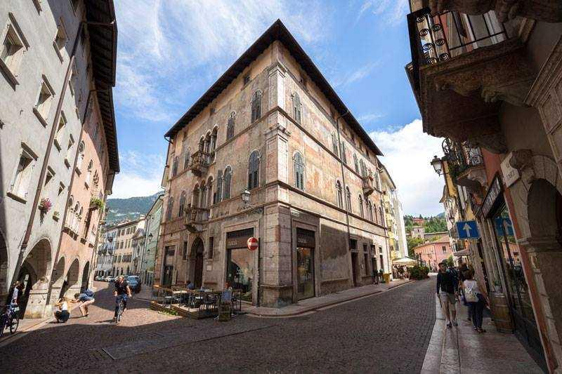 Centro storico Trento
