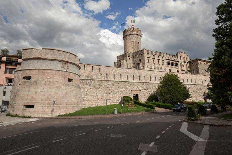 Cosa vedere a Trento il castello