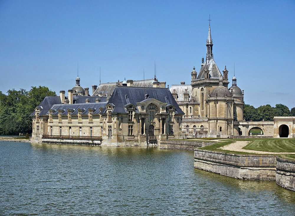 Castello di Chantilly - Piccardia