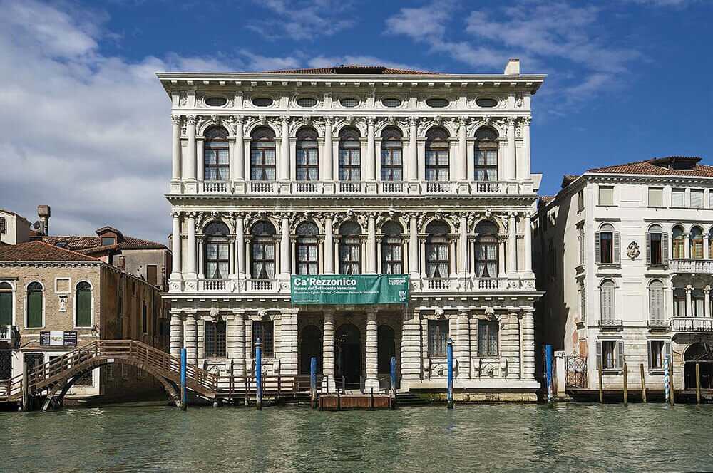 Musei a Venezia - Ca' Rezzonico