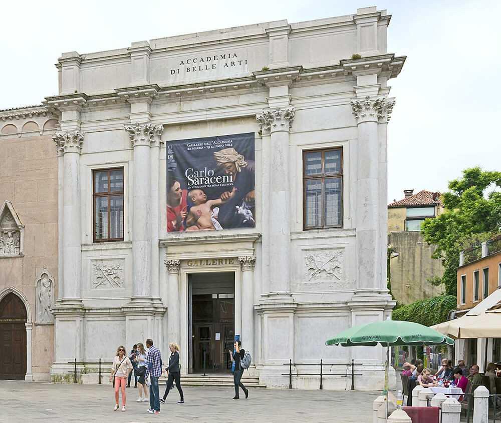 Musei a Venezia - Gallerie dell'Accademia