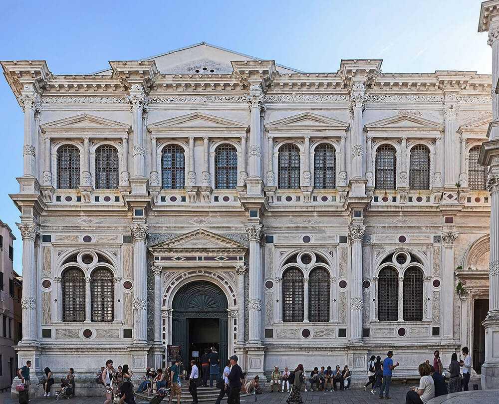 Musei a Venezia - Scuola Grande di San Rocco