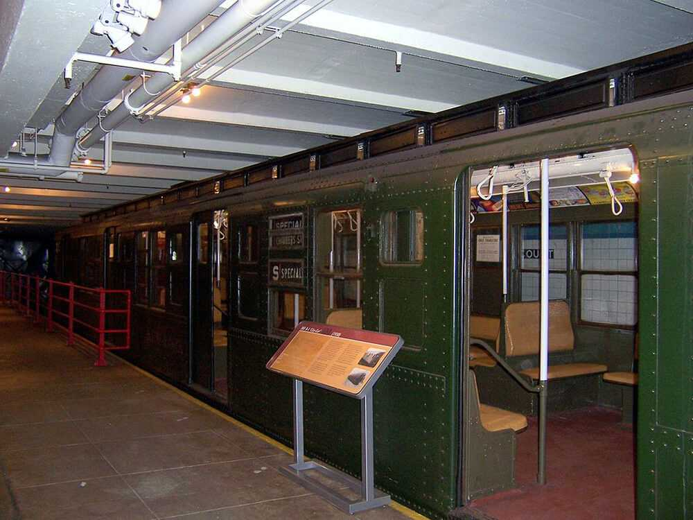 Musei di Brooklyn - New York Transit Museum