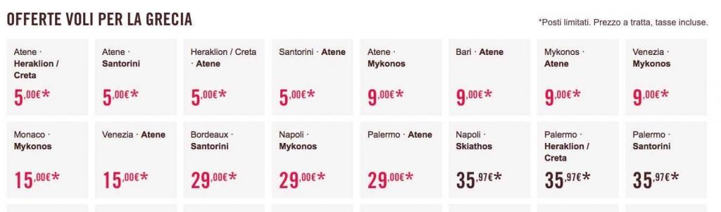 biglietti volotea 5 euro 3