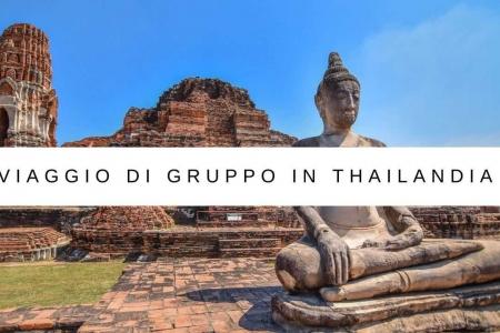 viaggio gruppo thailandia