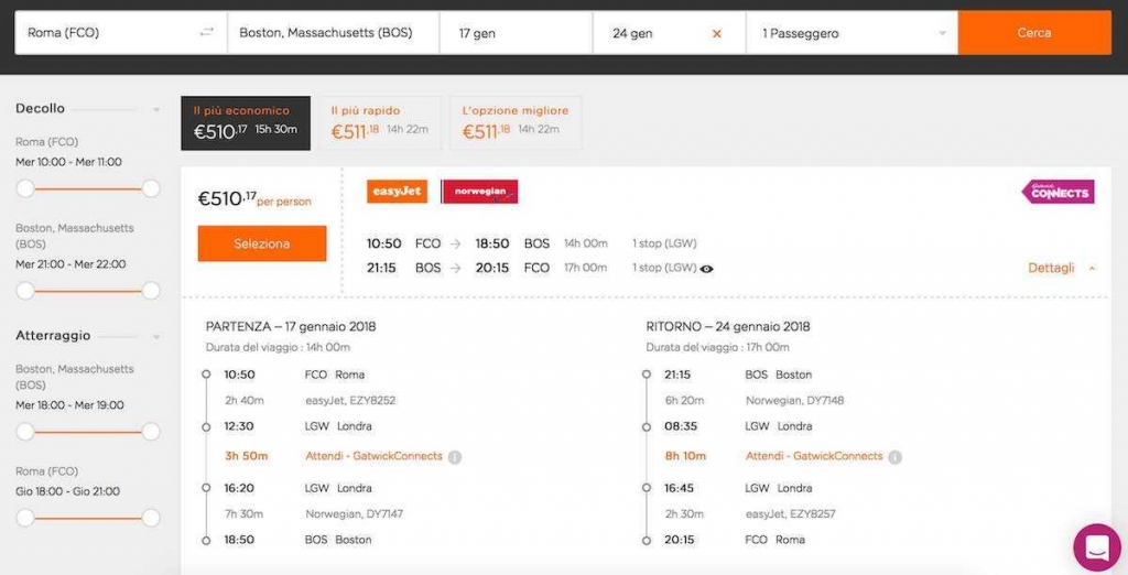 easyjet voli low cost intercontinentali