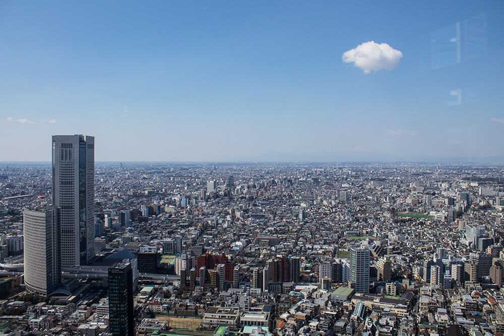 Cose da fare a Shinjuku - Tokyo Metropolitan Government Building