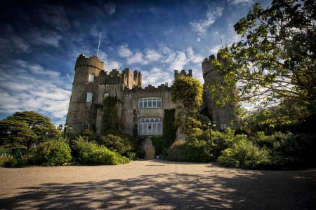 castelli più infestati irlanda