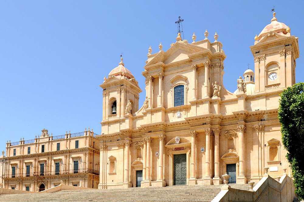 Siti patrimonio UNESCO in Sicilia - Noto