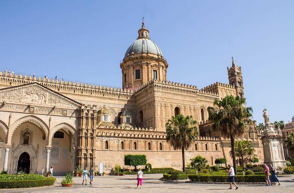 Siti patrimonio UNESCO in Sicilia - Palermo