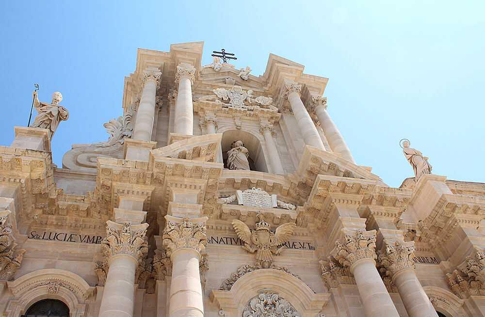 Siti patrimonio UNESCO in Sicilia - Siracusa