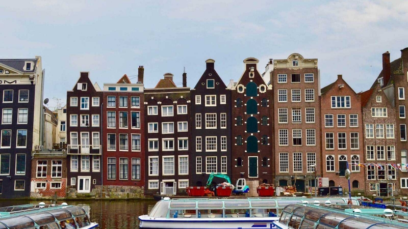case di amsterdam storte