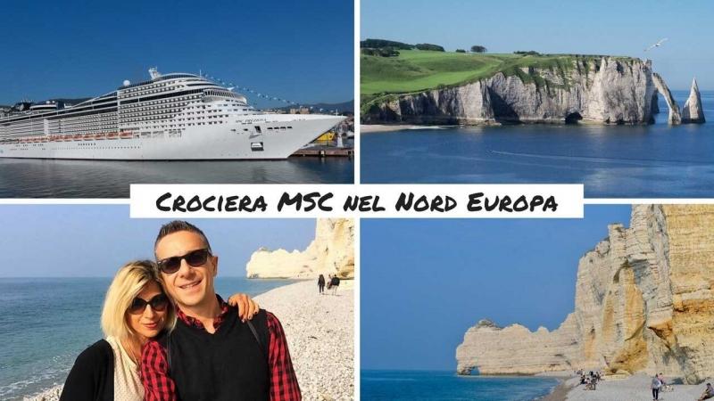crociera msc nord europa