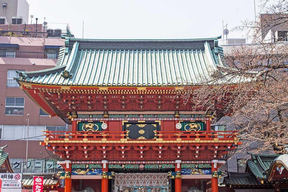 Chiyoda Santuario Kanda