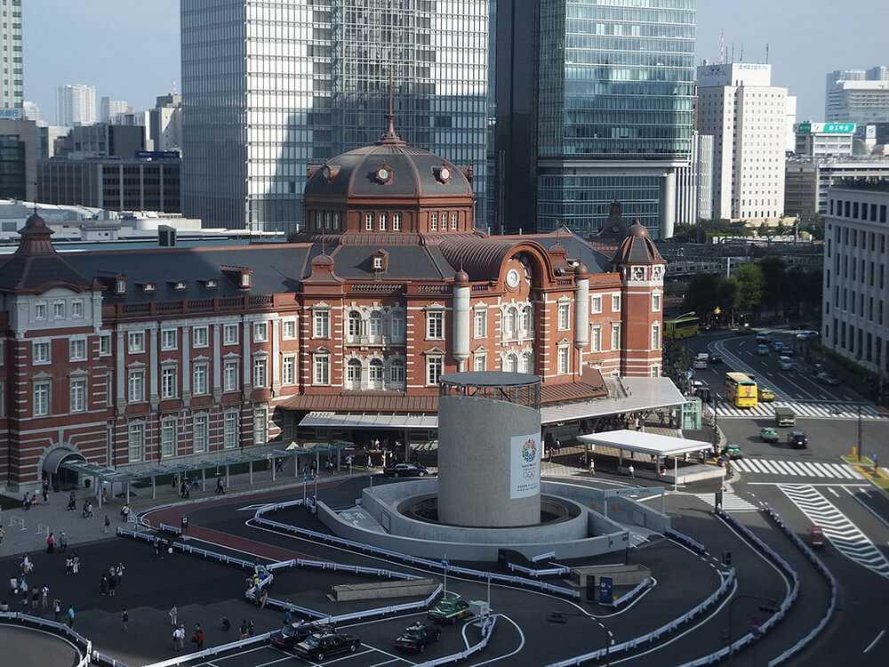 Chiyoda Tokyo Station