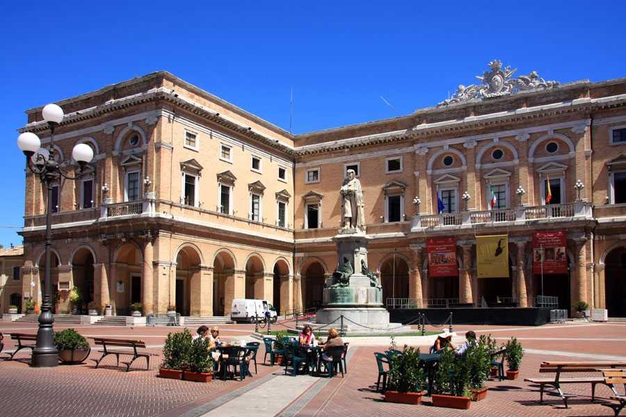 posti letterari italia
