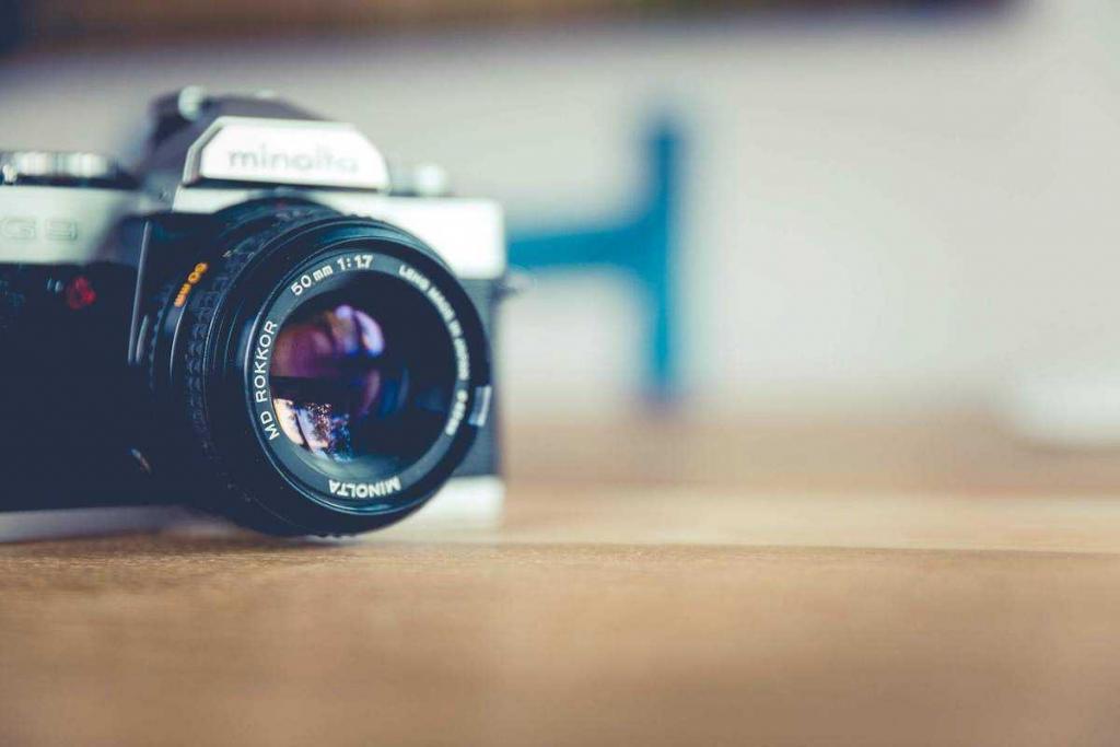 cosa regalare a un viaggiatore fotocamera