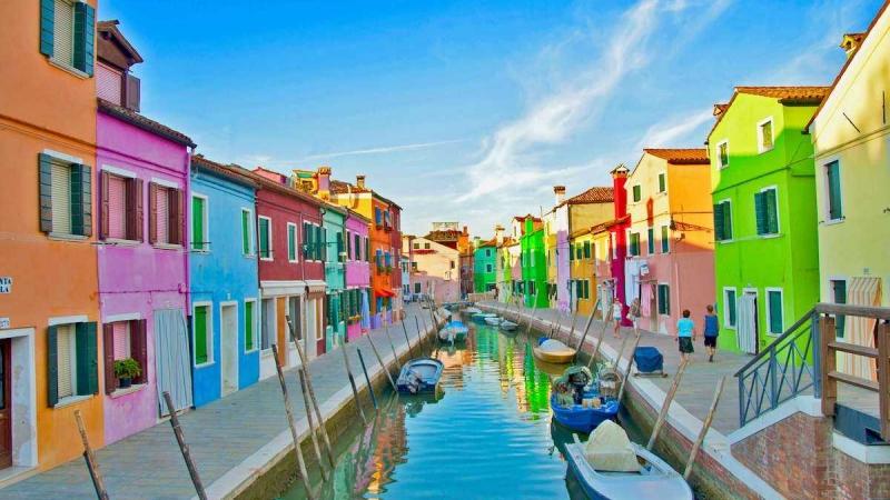 visitare burano murano isole venezia