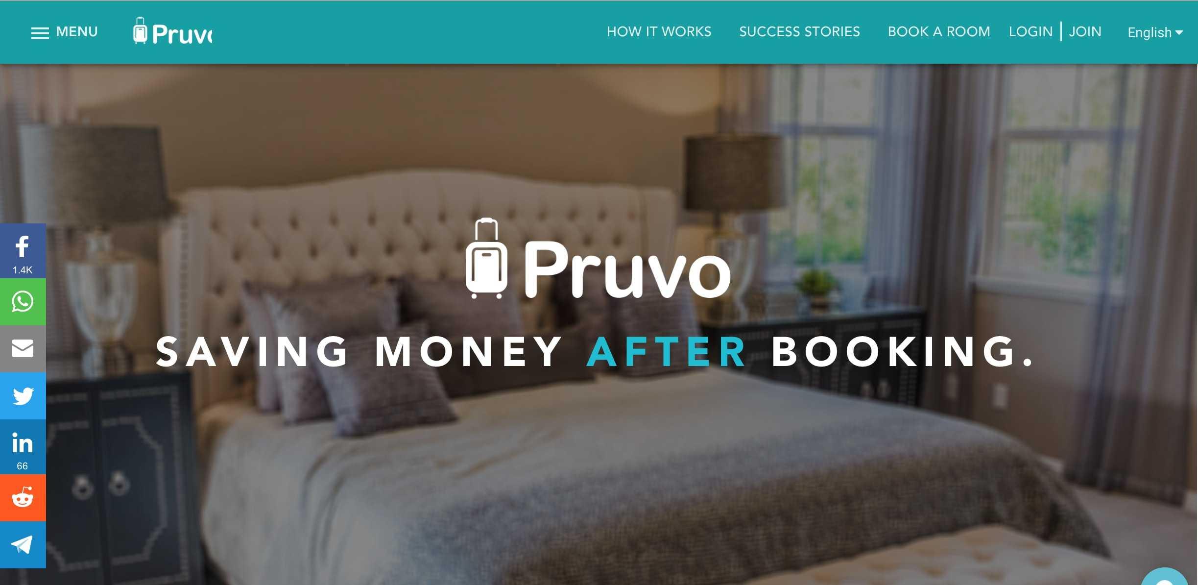 Pruvo la nuova app che ti fa prenotare l 39 hotel al prezzo for Hotel amsterdam basso prezzo